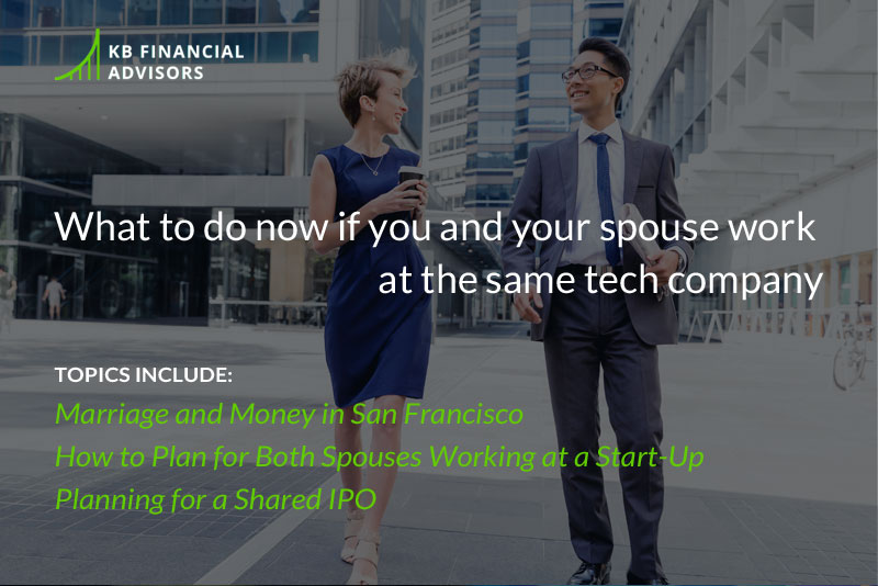What to do now if you and your spouse work at the same tech company