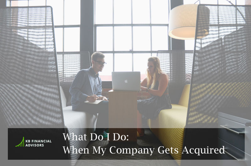 What Do I Do: When My Company Gets Acquired