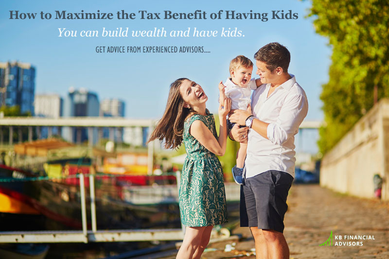 How to Maximize the Tax Benefit of Having Kids