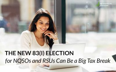 The New 83(i) Election for NQSOs and RSUs Can Be a Big Tax Break