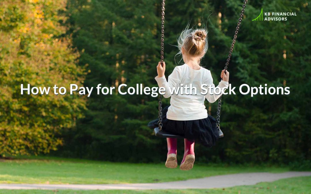 How to Pay for College with Stock Options