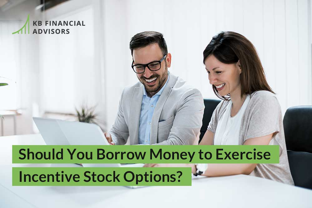Tax on exercise of incentive stock options